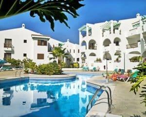 Complejo de RCI Callao Garden #2232 Blue Sea Apartamentos y Hoteles: régimen de tiempo compartido a 50 años. Tenerife