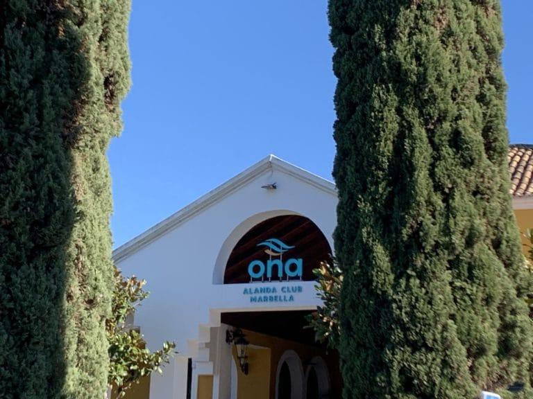 Alanda Club Marbella pertenece a Onagrup en Marbella