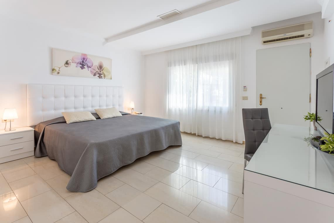 Dormitorio de Atlantic Club Multipropiedad