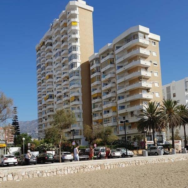 Club Marítimo Ronda III En Fuengirola (Apartments Ronda III)